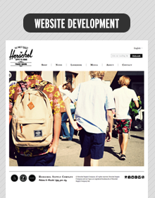 Herschel Hong Kong Official Website