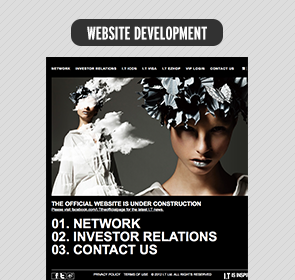ITHK Official Website Revamp Development