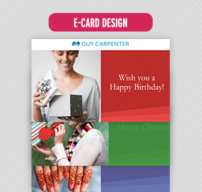 Guy Carpenter – Animated E-Card Design