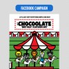 :chocoolate x Milo Circus facebook game
