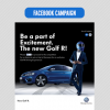 Volkswagen – R You in? Facebook Campaign