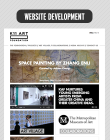 K11 Art Foundation Official Website